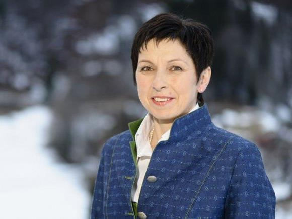 Andrea Schwarzmann wiedergewählt.