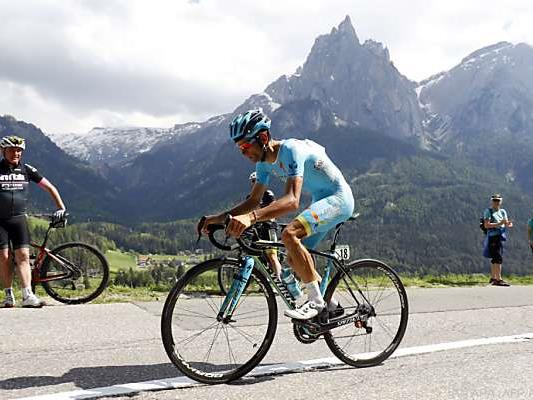 Tagessieg für den Astana-Fahrer