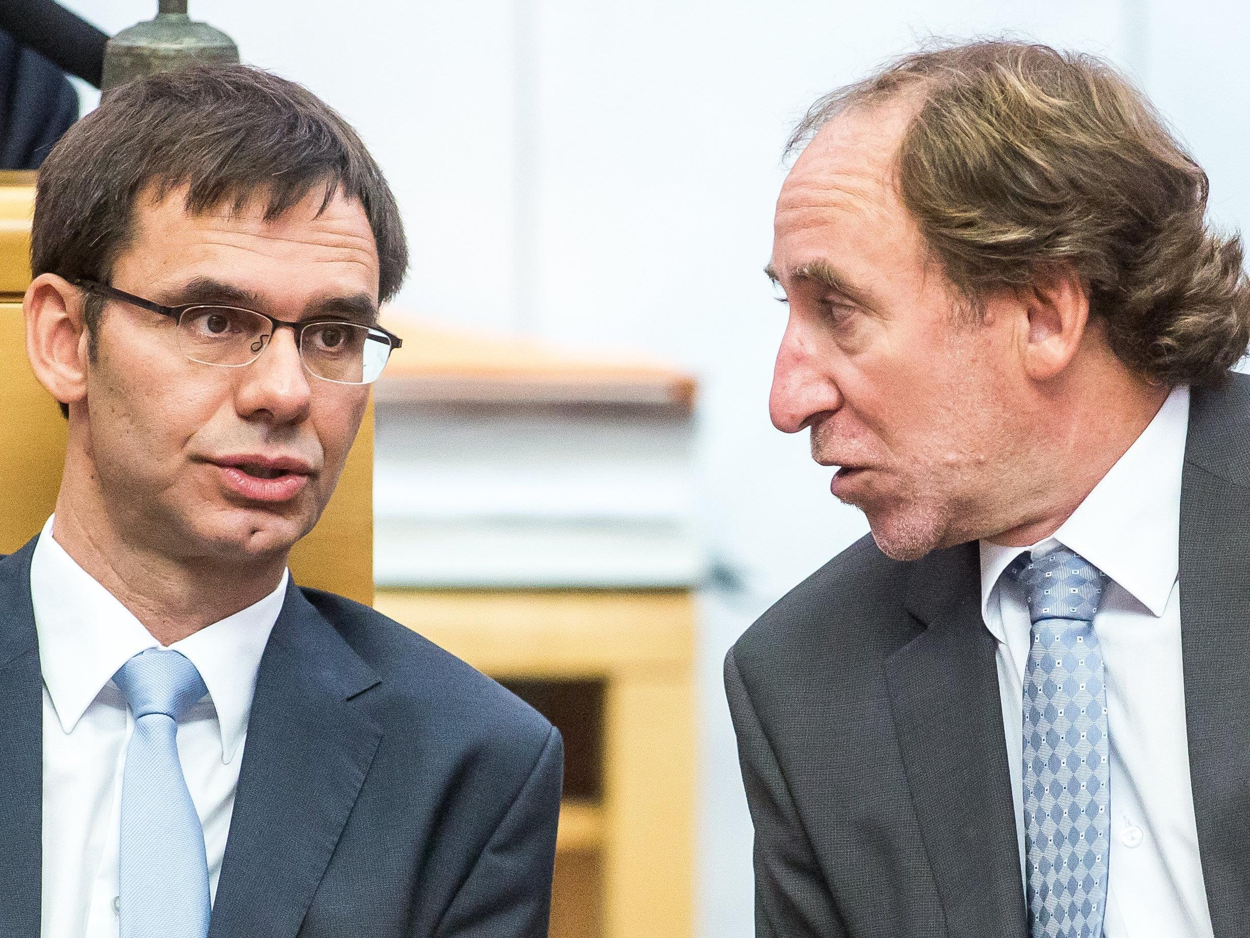 Koalitions-Zwist um Umweltrecht.