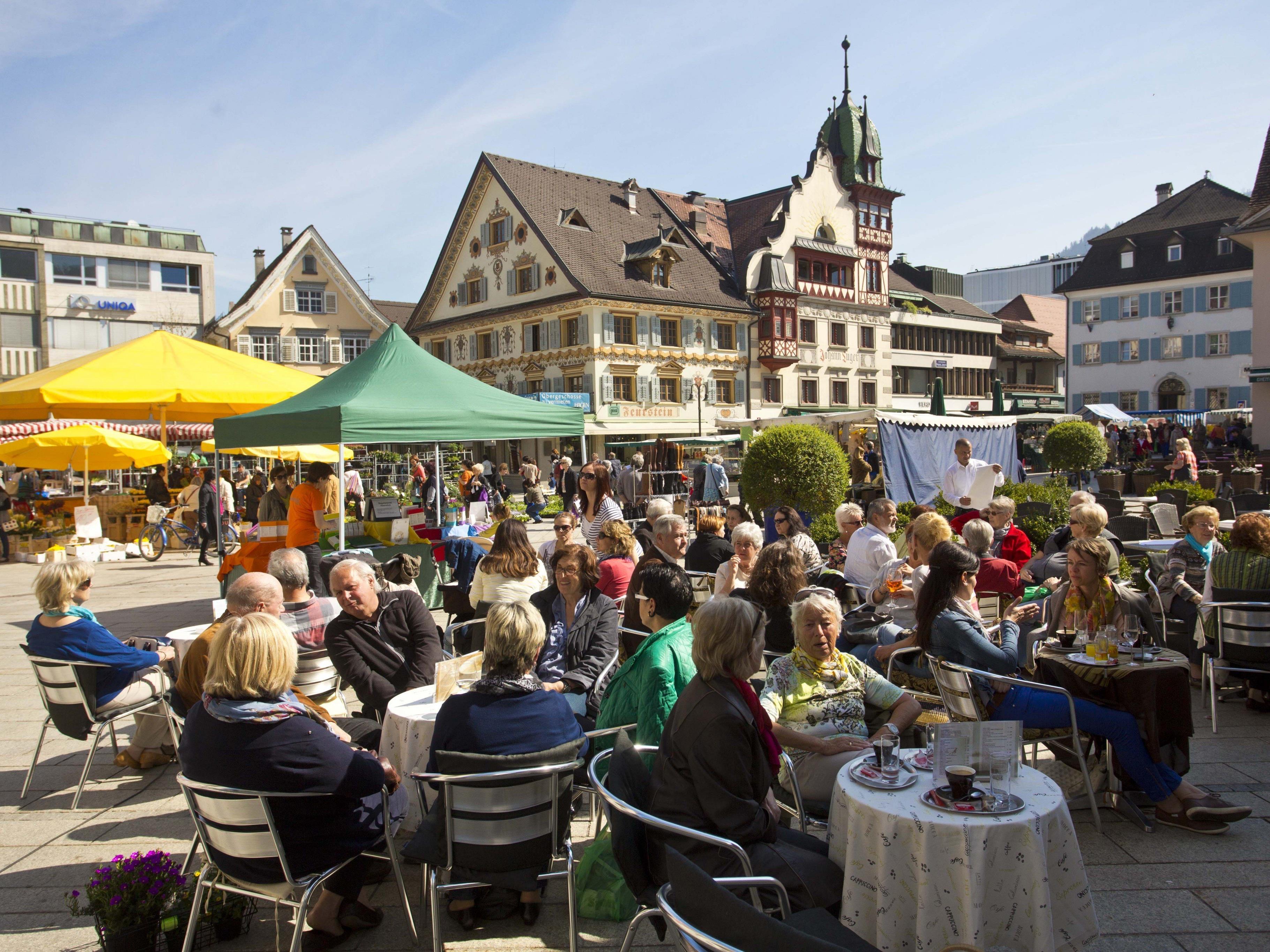Vorarlberg wächst und wächst, aber nicht in allen Gemeinden.