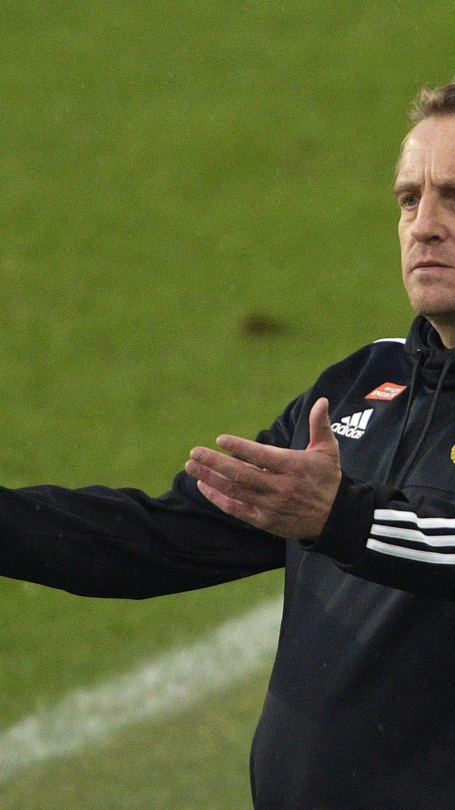 Mike Büskens hat ab nun keinen Vertrag mehr mit Rapid Wien.