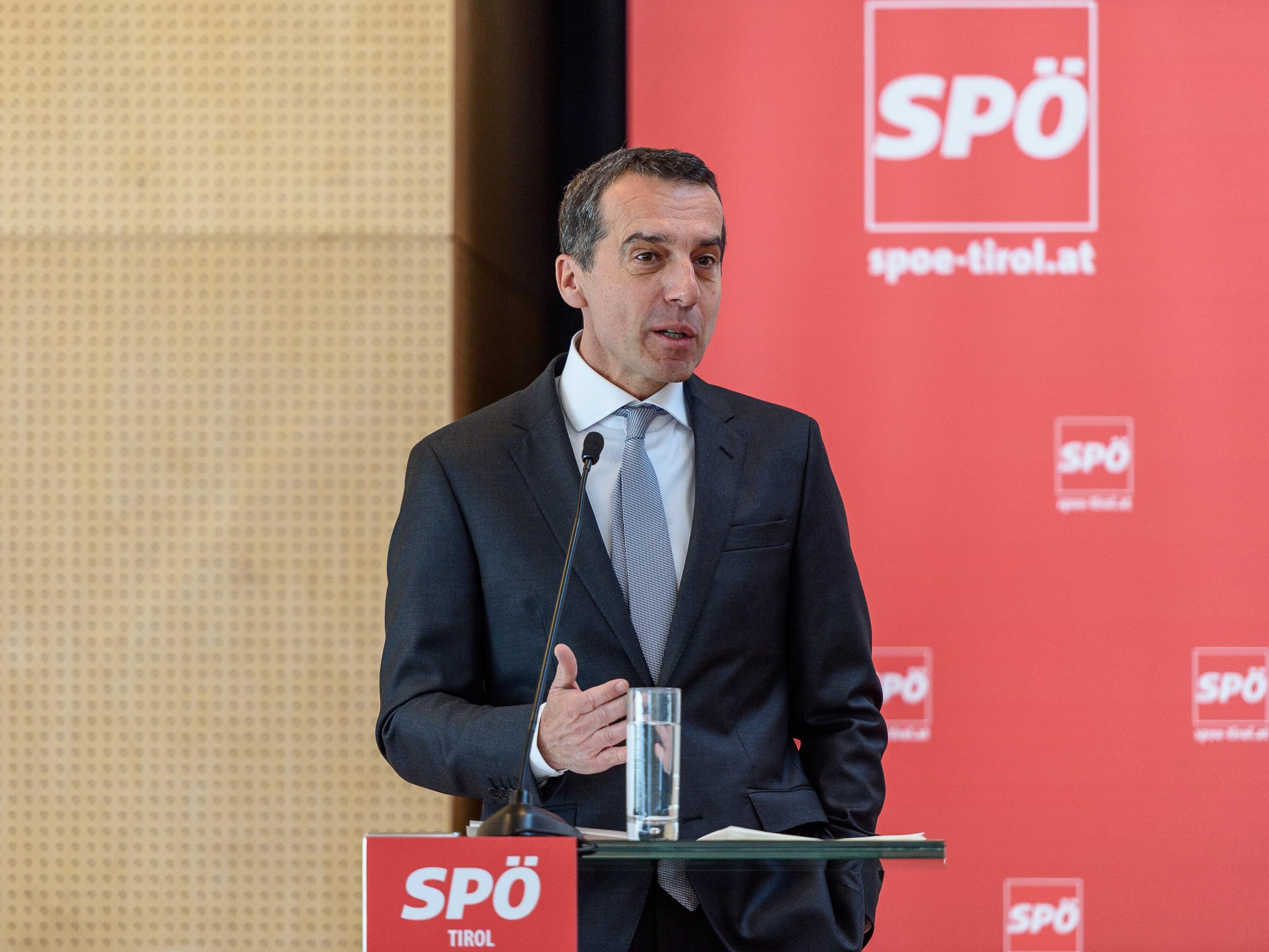 Christian Kern begeht den 1. Mai heuer erstmals als SPÖ-Chef und Bundeskanzler.