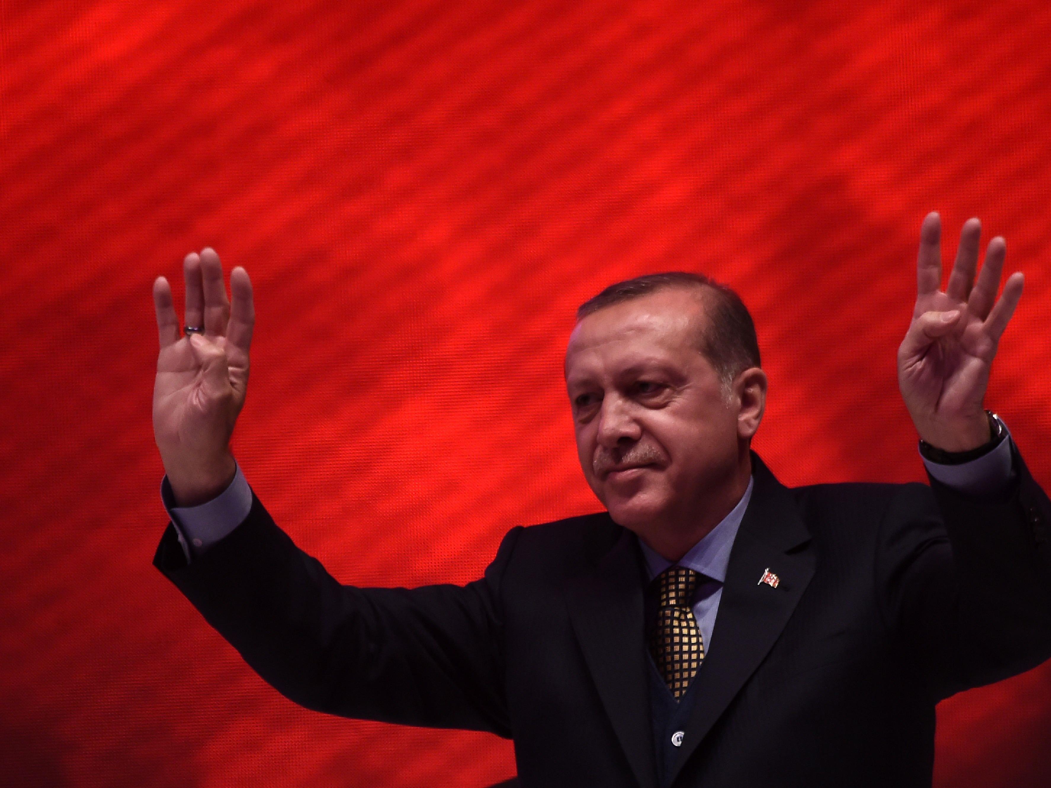 """Erdogan schon bald """"Superpräsident""""?"""