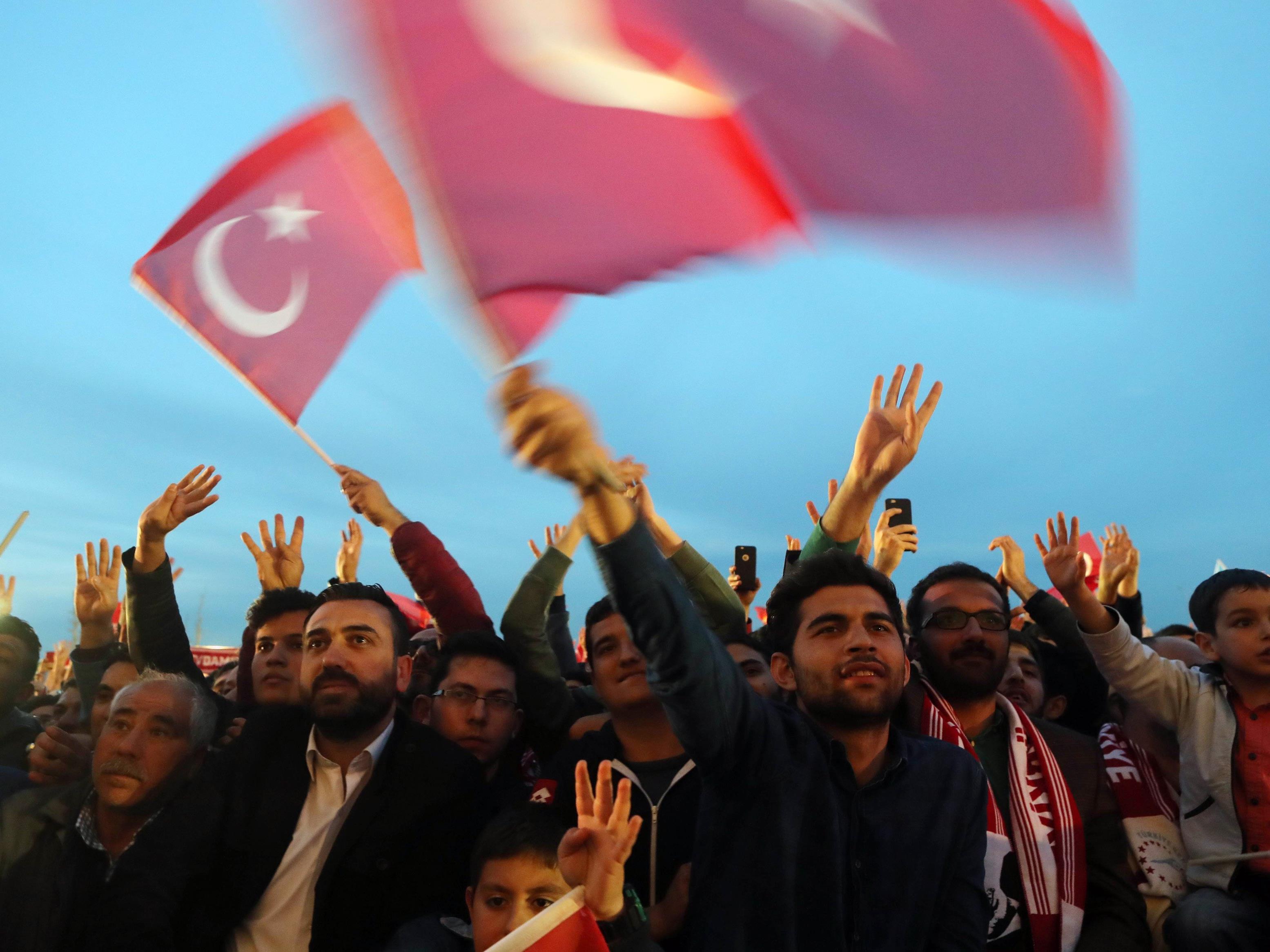 Außerhalb der Türkei waren die Ergebnisse eindeutiger.