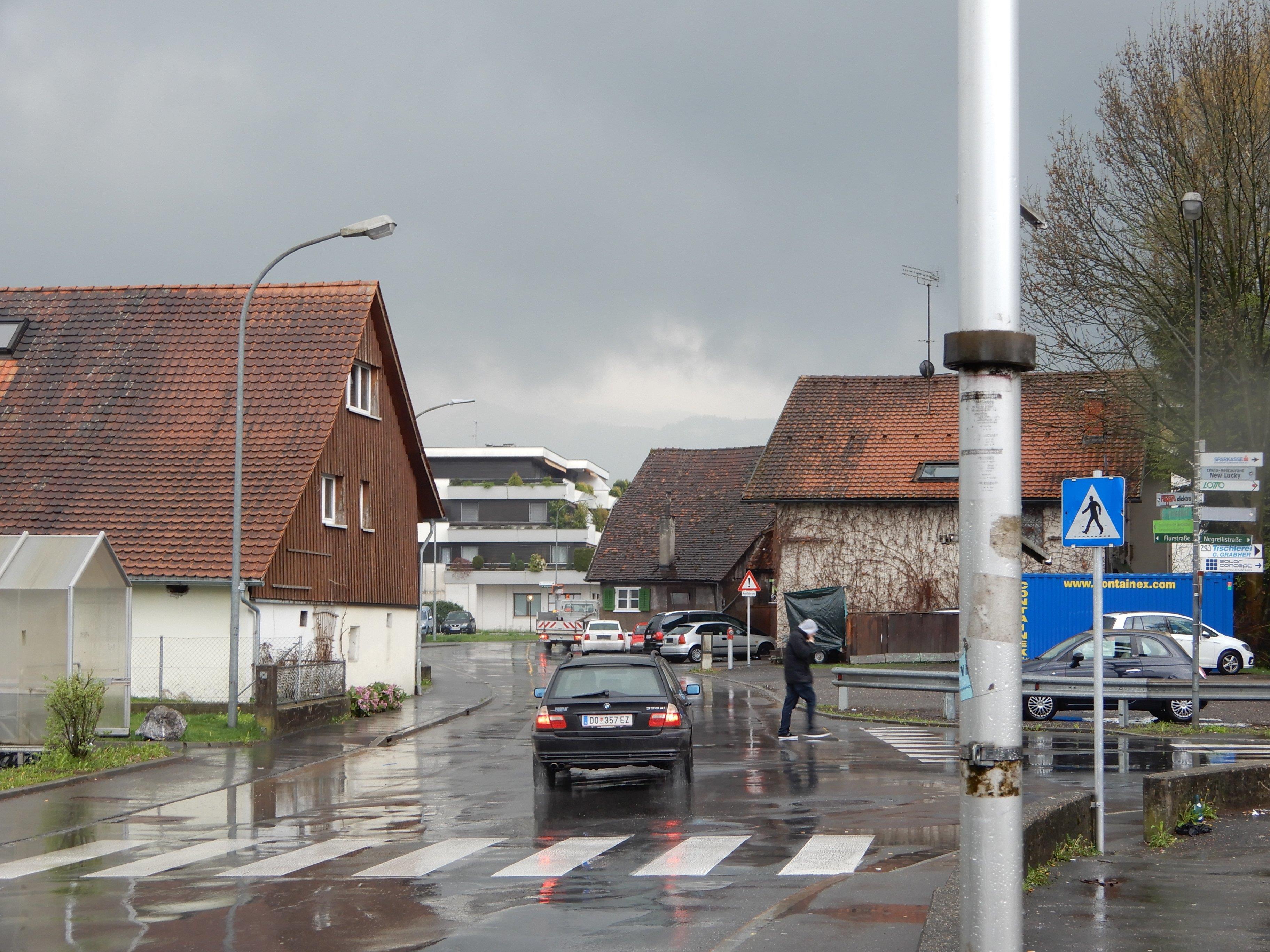Die Beleuchtung im Bereich Hasenfeld wurde dank der Anregung im Bürgerforum umgehend repariert.