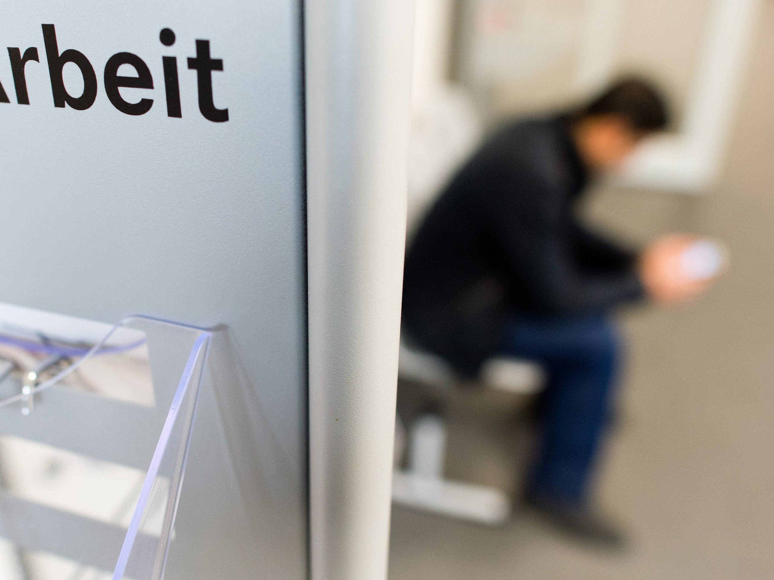 Die Entwicklung der Arbeitslosenzahlen in Wien im März 2017
