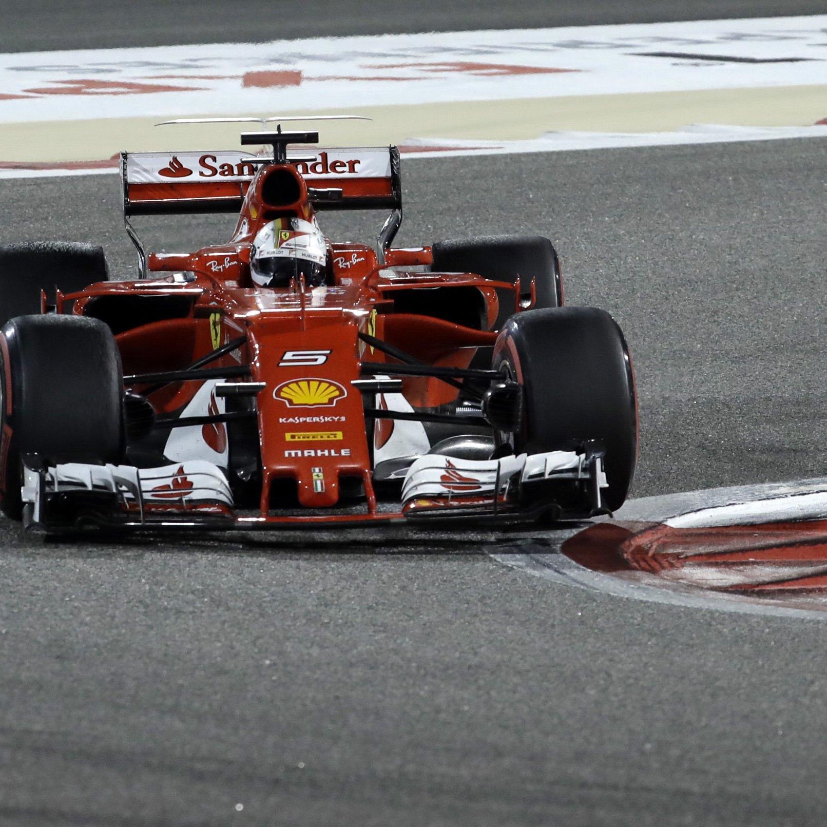 Sebastian Vettel holte sich souverän den Sieg beim GP von Bahrain.