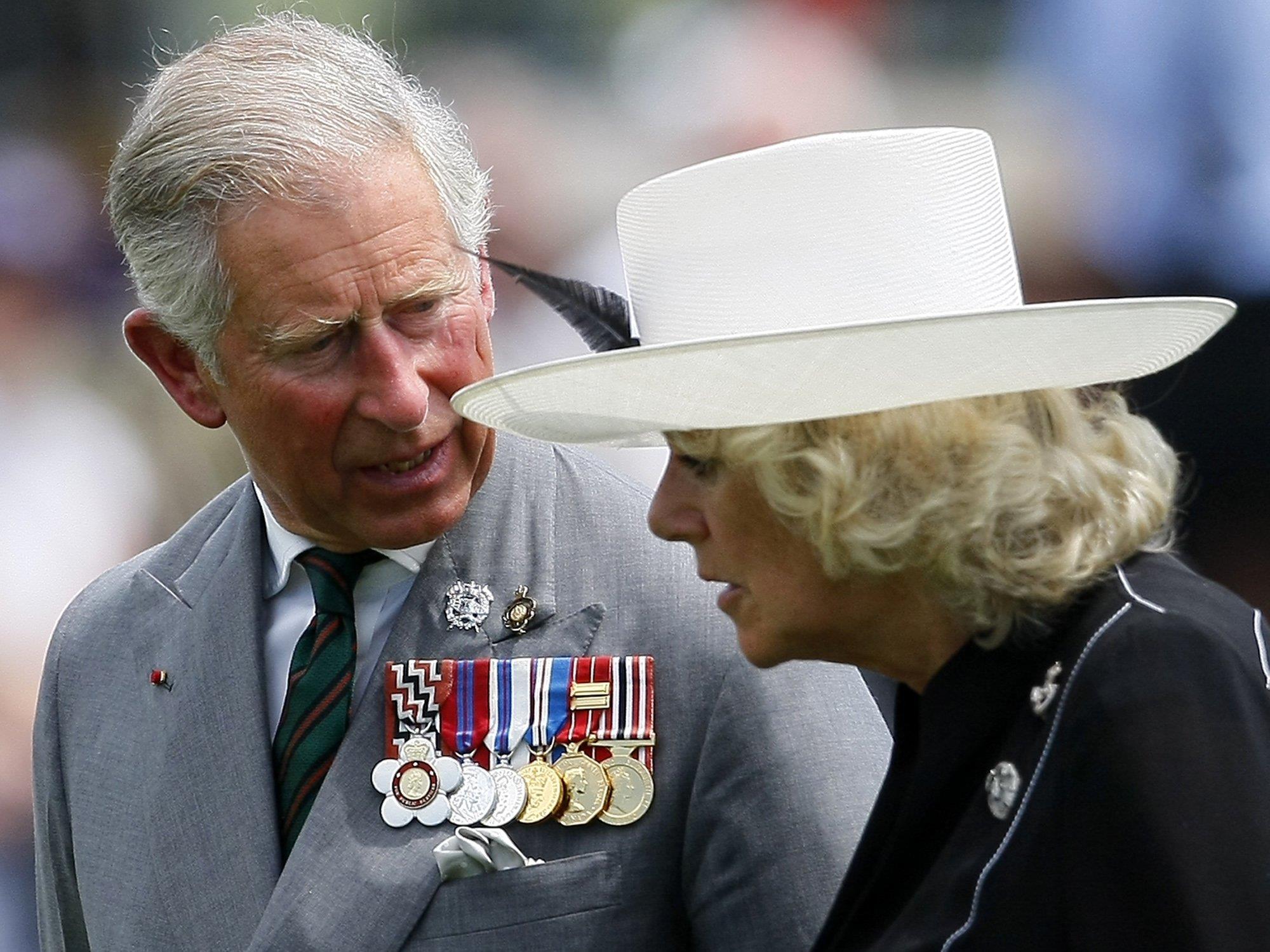 So läuft der Wien-Besuch von Prinz Charles und Camilla ab.