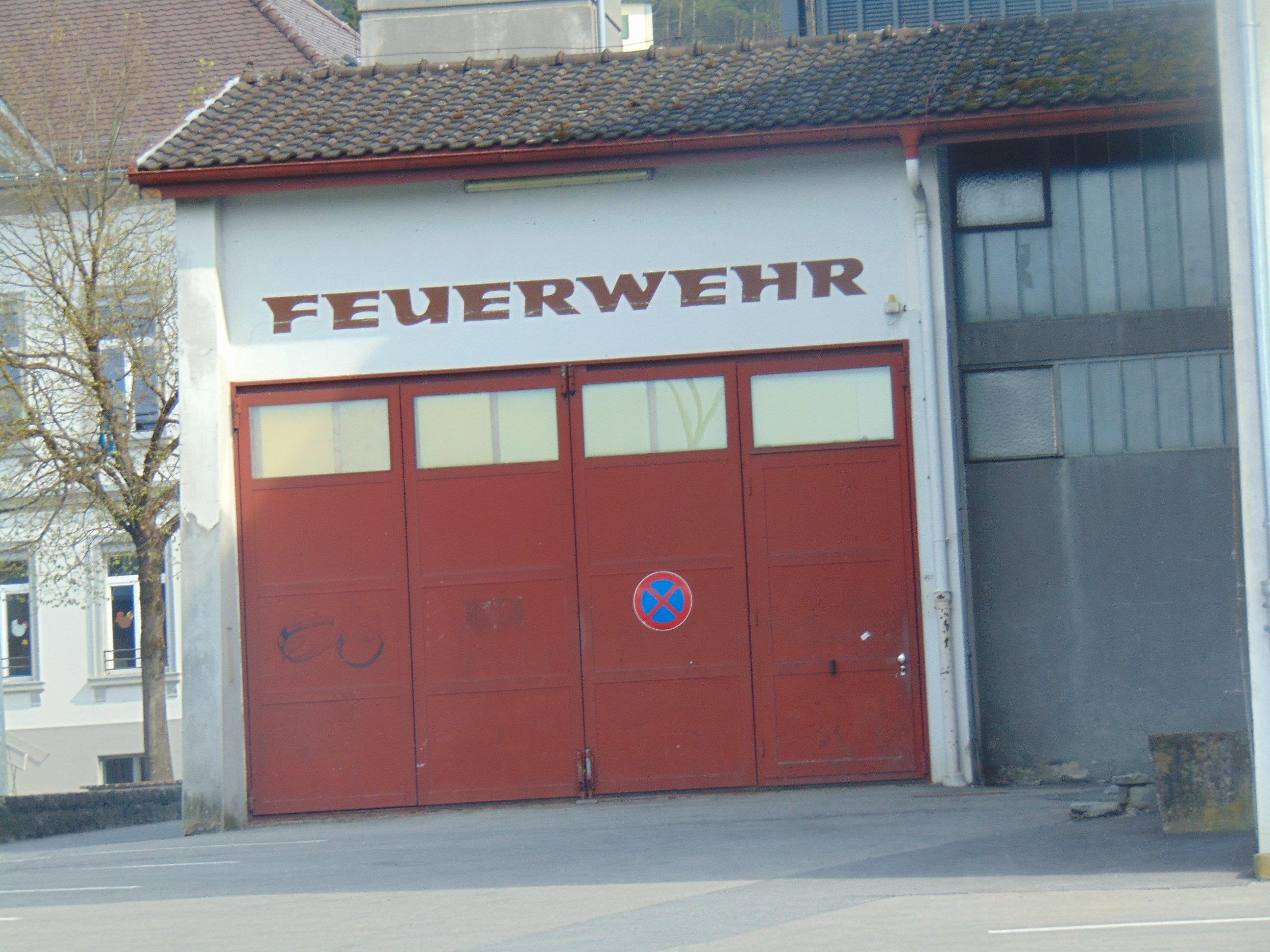 Die Feuerwehr Weiler leistet schnelle und effiziente Hilfe
