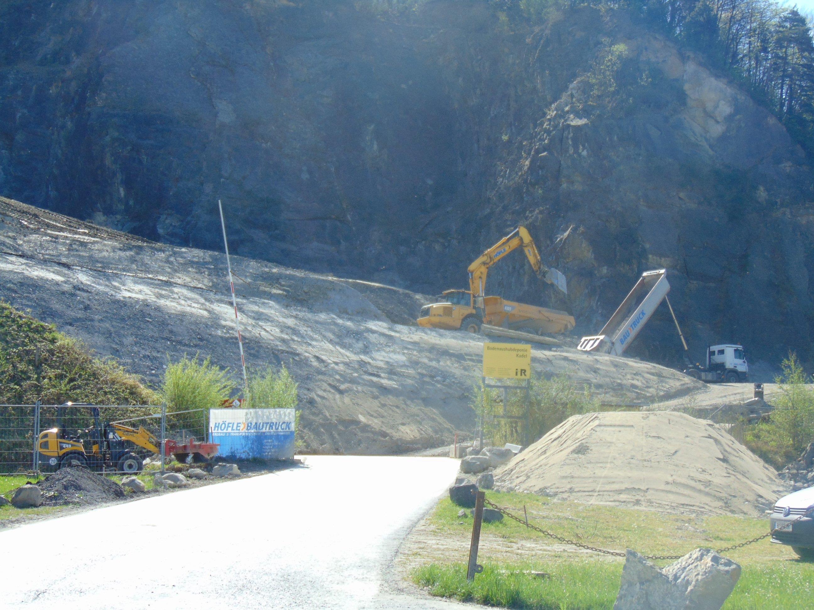 Deponie am Kadelberg soll erweitert werden