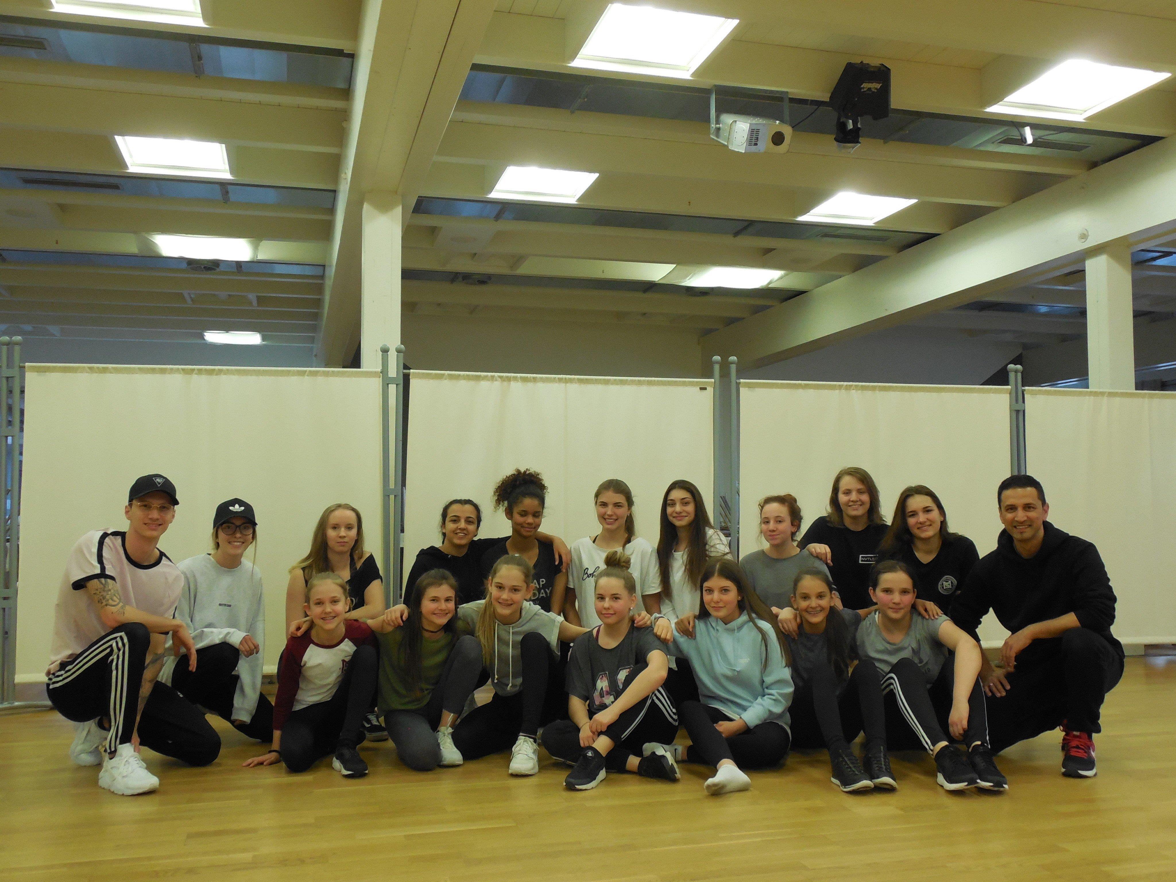 Move4Style feiert im Mai sein 10-jähriges Jubiläum. Und die Tanzgruppen feiern mit.
