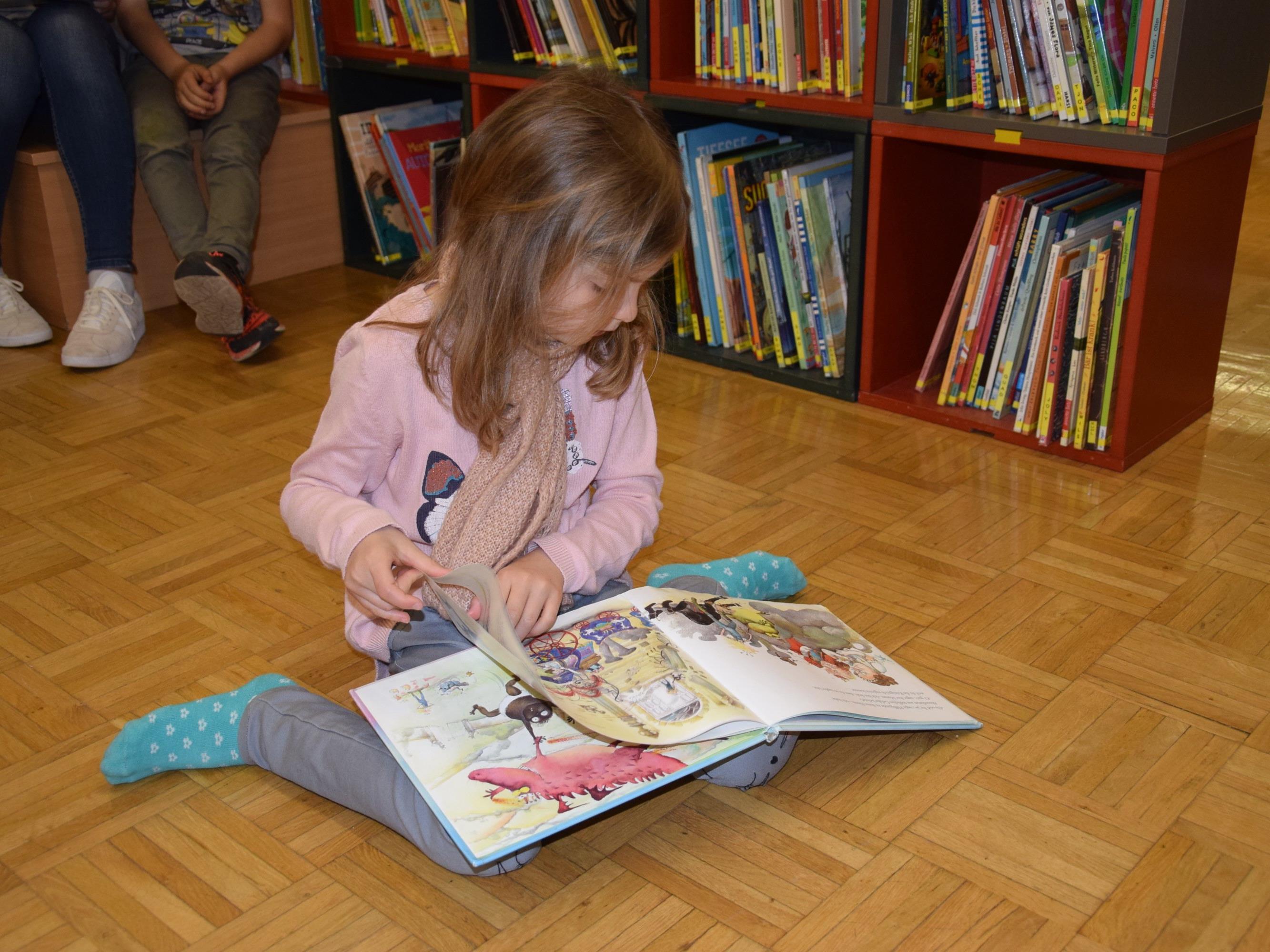 Lesen macht Spaß.....