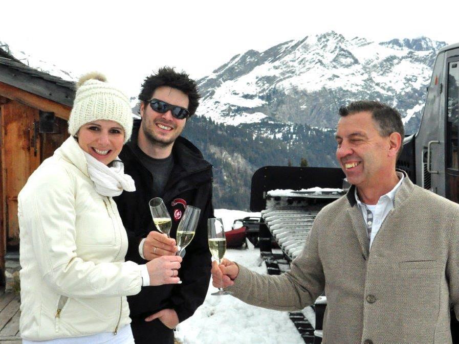 Gourmet im Schnee Sonnenkopf 2017