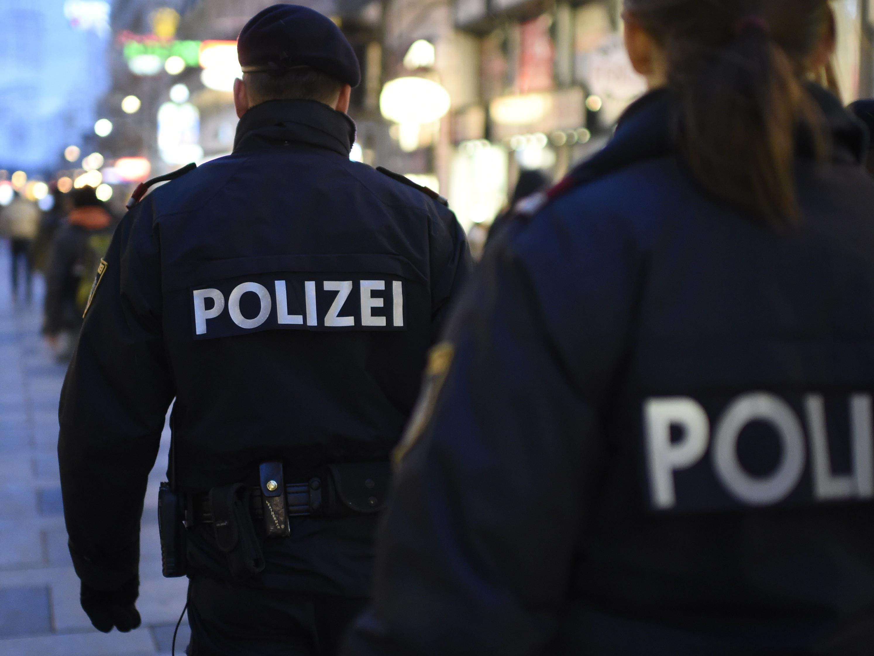 Ein mutmaßlicher Einbrecher wurde in der Donaustadt verhaftet