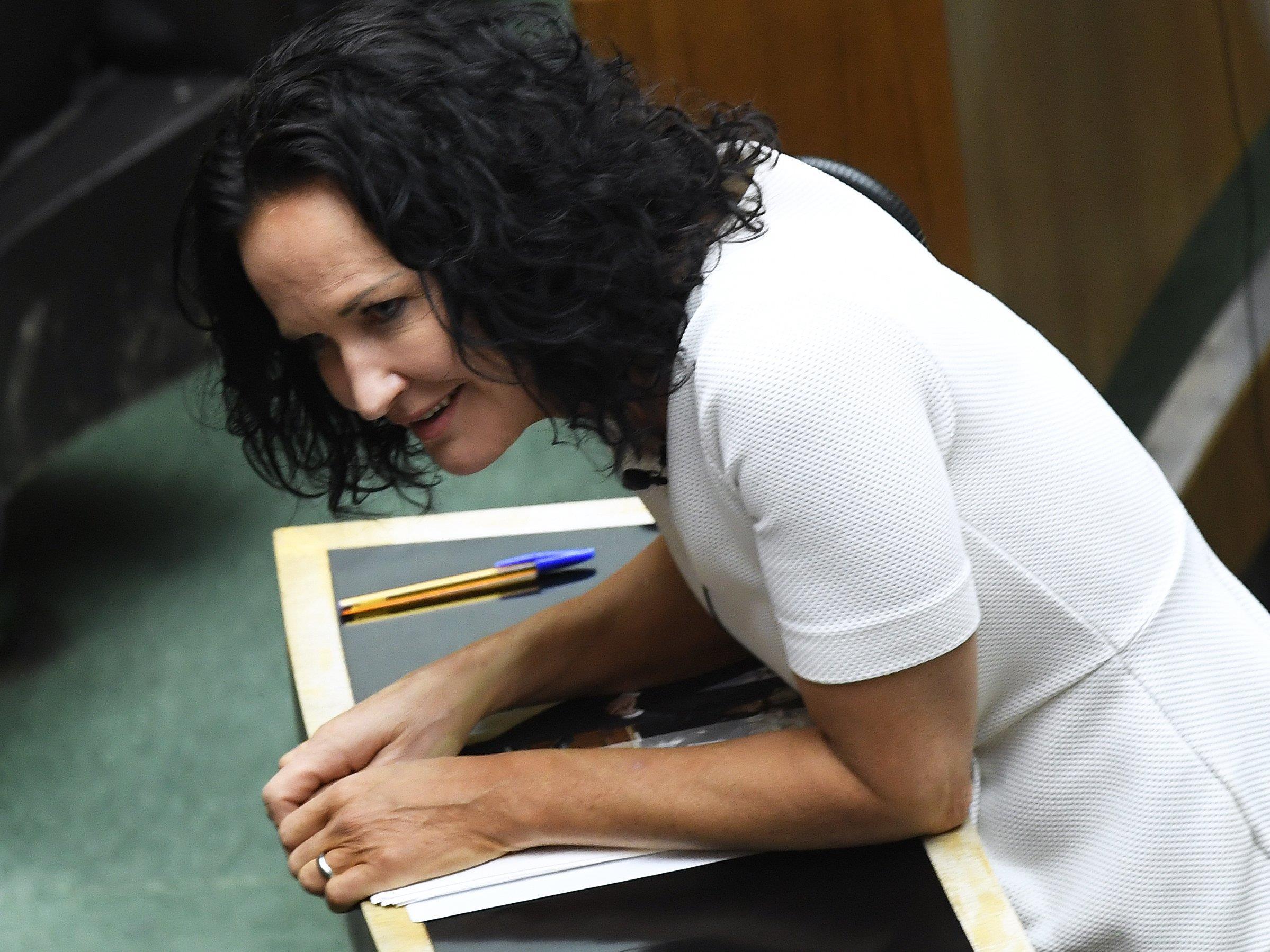 Grüne-Bundessprecherin Eva Glawischnig sucht Aussprache mit ihren Kritikern