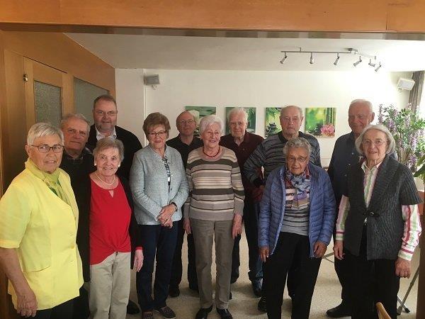 Jahreshauptversammlung beim PVÖ Klaus/Weiler