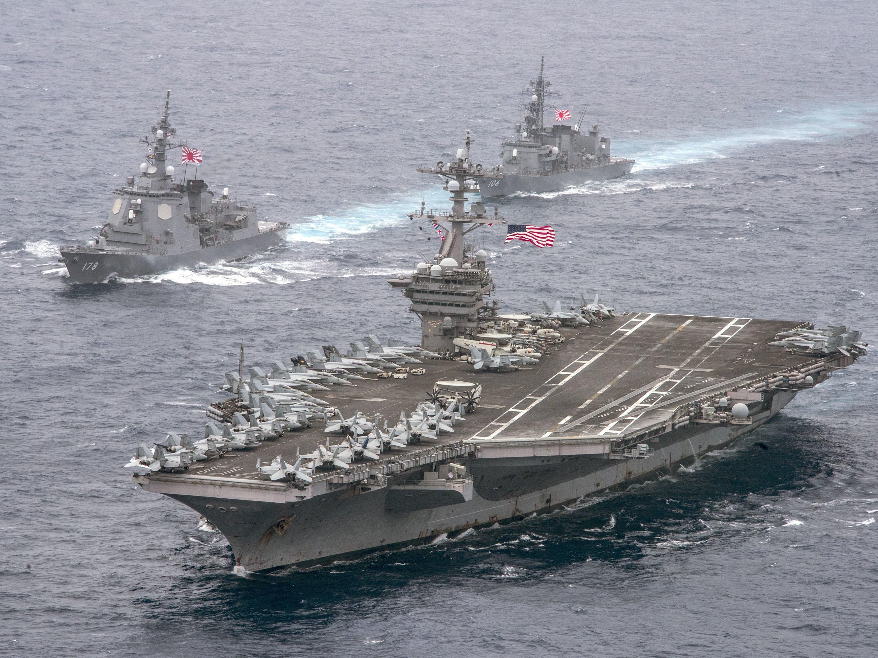 """US-Präsident wäre über erneuten Atomwaffentest """"nicht froh"""""""