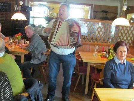 Eröffnungsausflug des PVÖ Lauterach nach Doren.