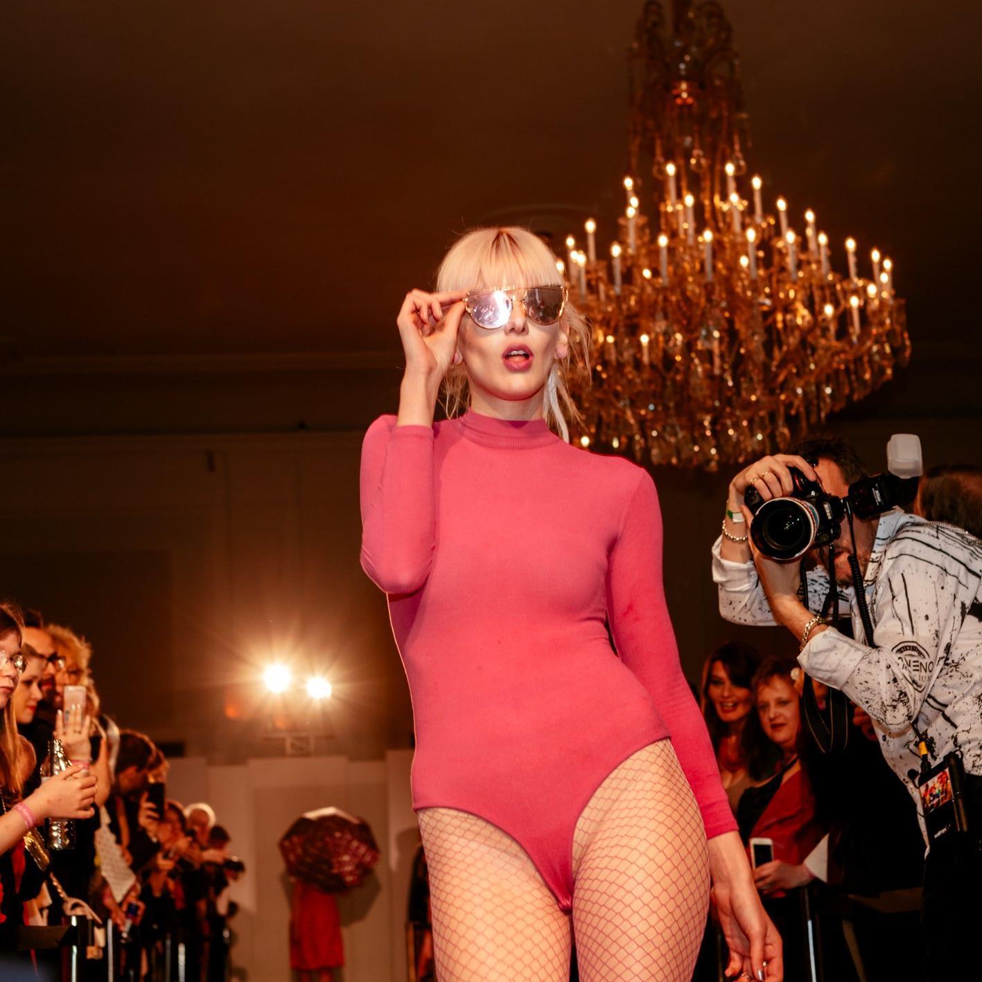 Auch die Modeschau beim Diversity Ball 2017 sorgte für Begeisterung.