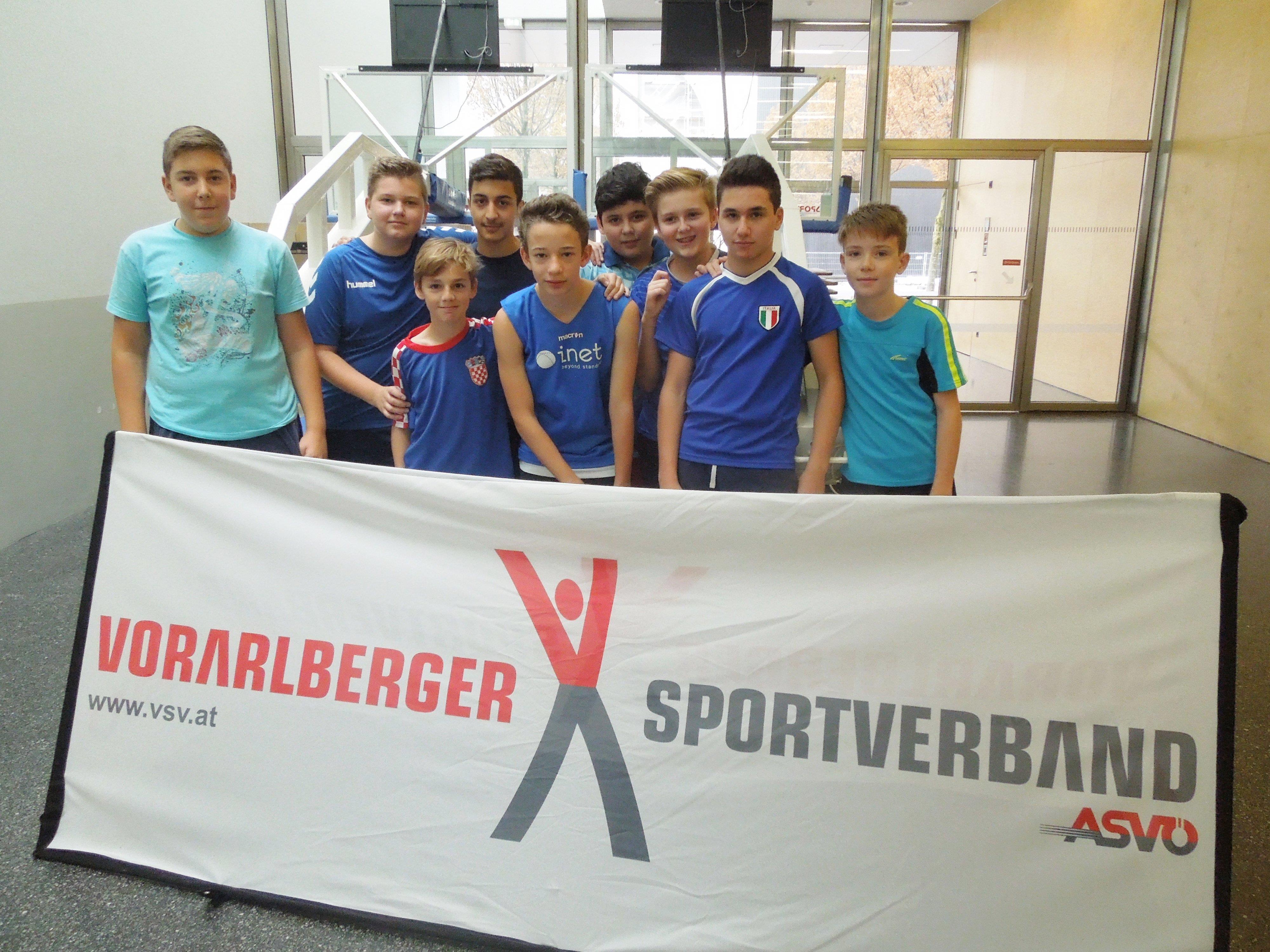 Die Workshops und Völkerballturniere des ASVÖ kommen bei den Jugendlichen hervorragend an.