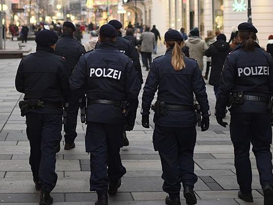Die Polizei konnte Suchtmittelhändler am Praterstern beobachten