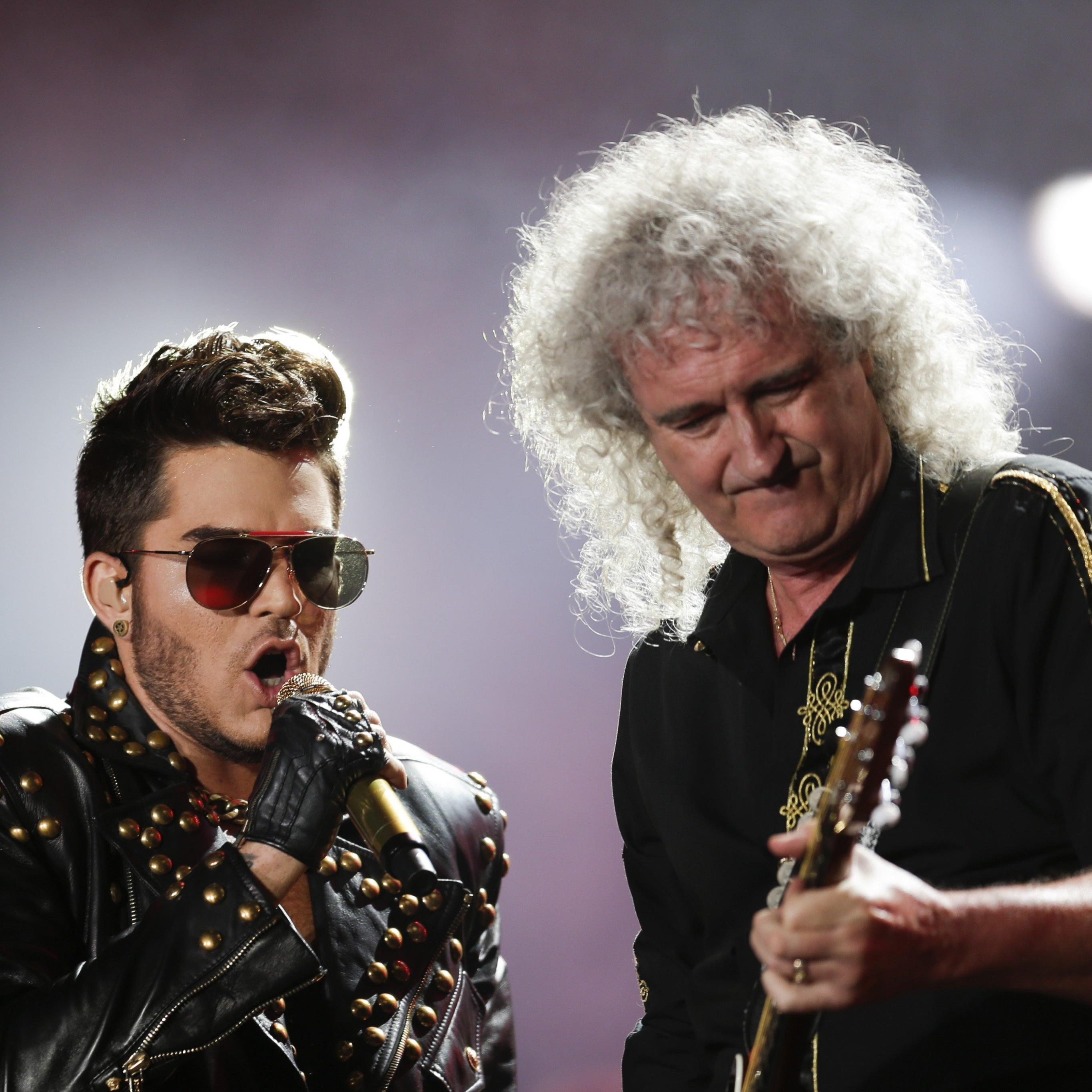 Queen und Adam Lambert kommen nach Wien