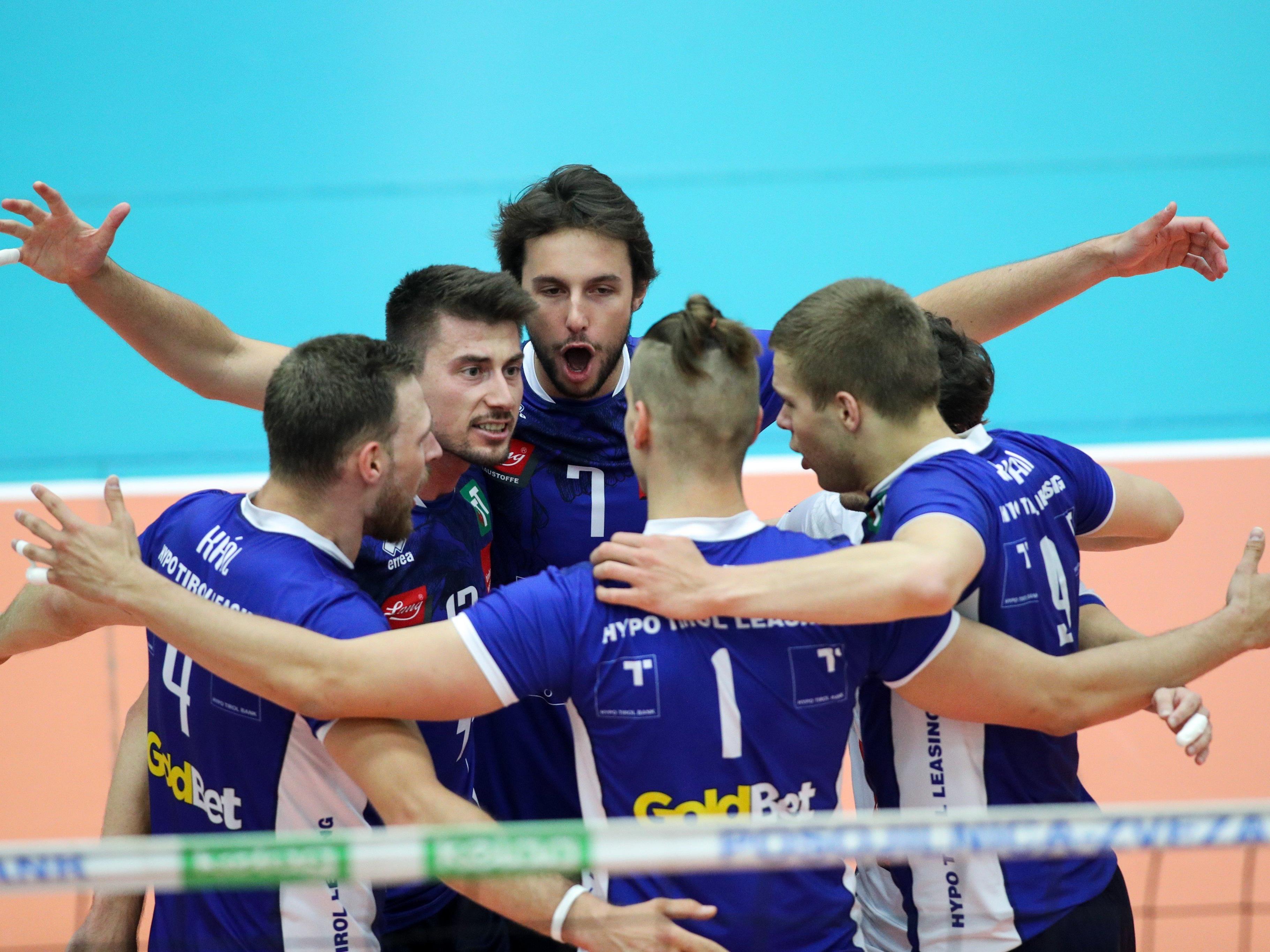 Die Tiroler feiern den vierten Meistertitel in Serie.