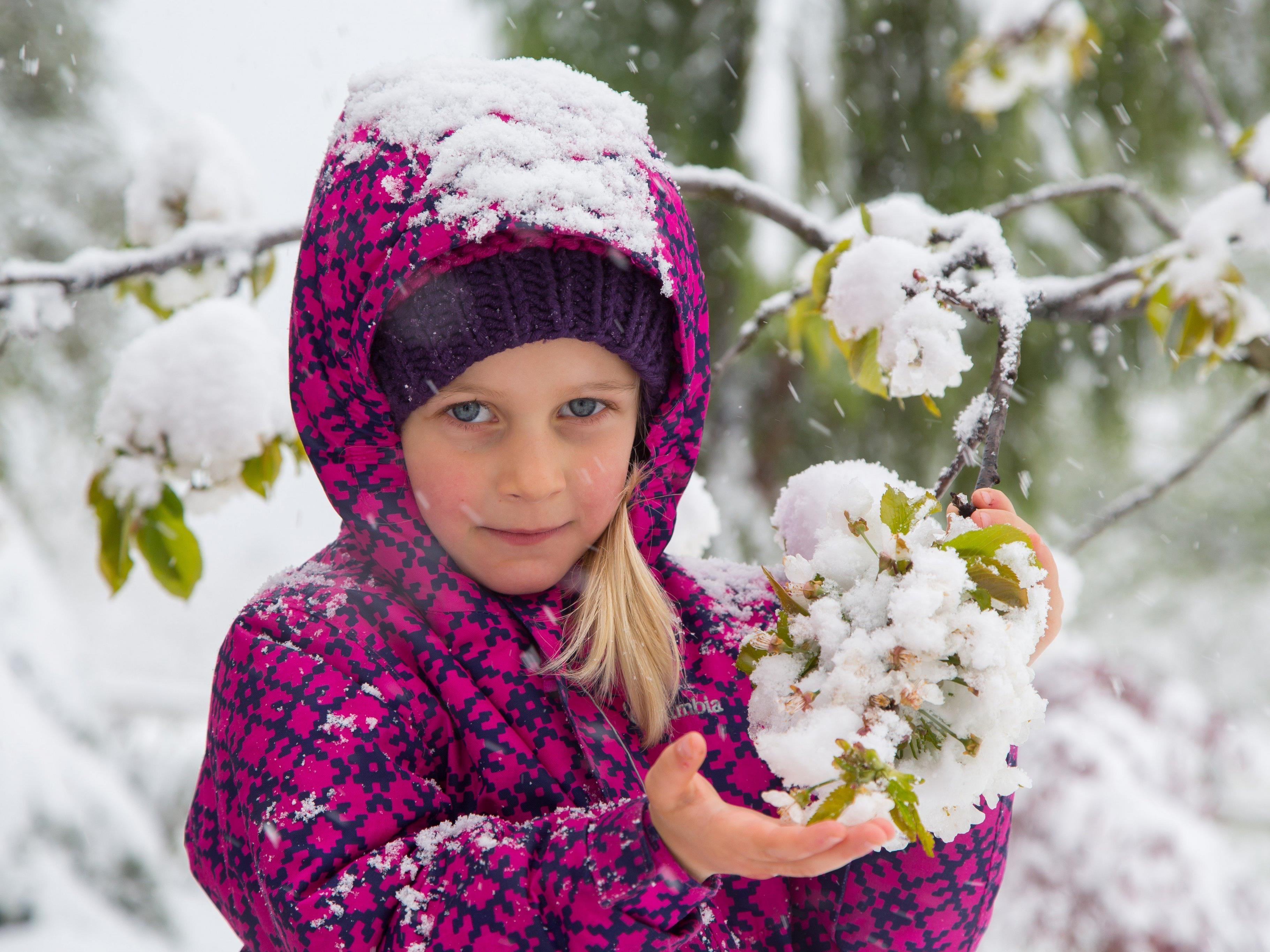 Auch in den nächsten Tagen kann es in Vorarlberg zu Schneefällen kommen.