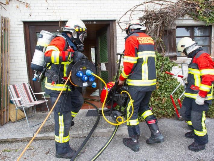 Feuerwehr konnte den Brand rasch löschen