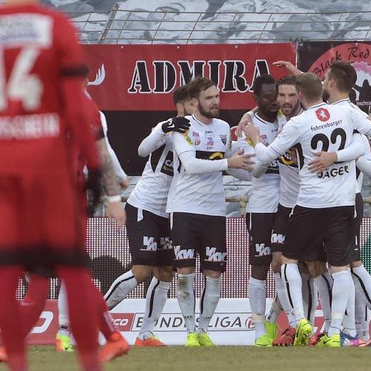 Altach kämpft um Europacup-Platz