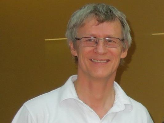 Dr. Bernd Ausserer im Portät.