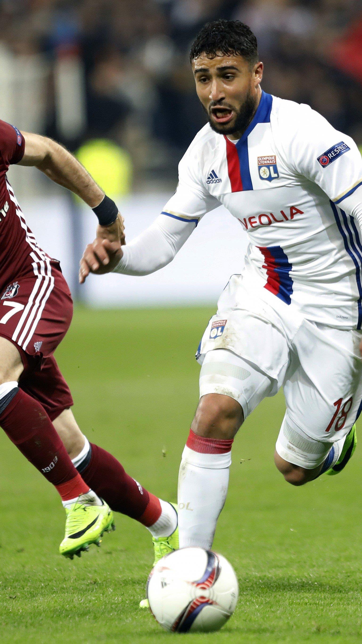 Beşiktaş Istanbul empfängt Olympique Lyon im EL-Viertelfinal-Rückspiel am späten Donnerstagabend.