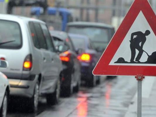 Neue Verkehrslösung bringt mehr Verkehrssicherheit in die Floridsdorfer Hauptstraße.
