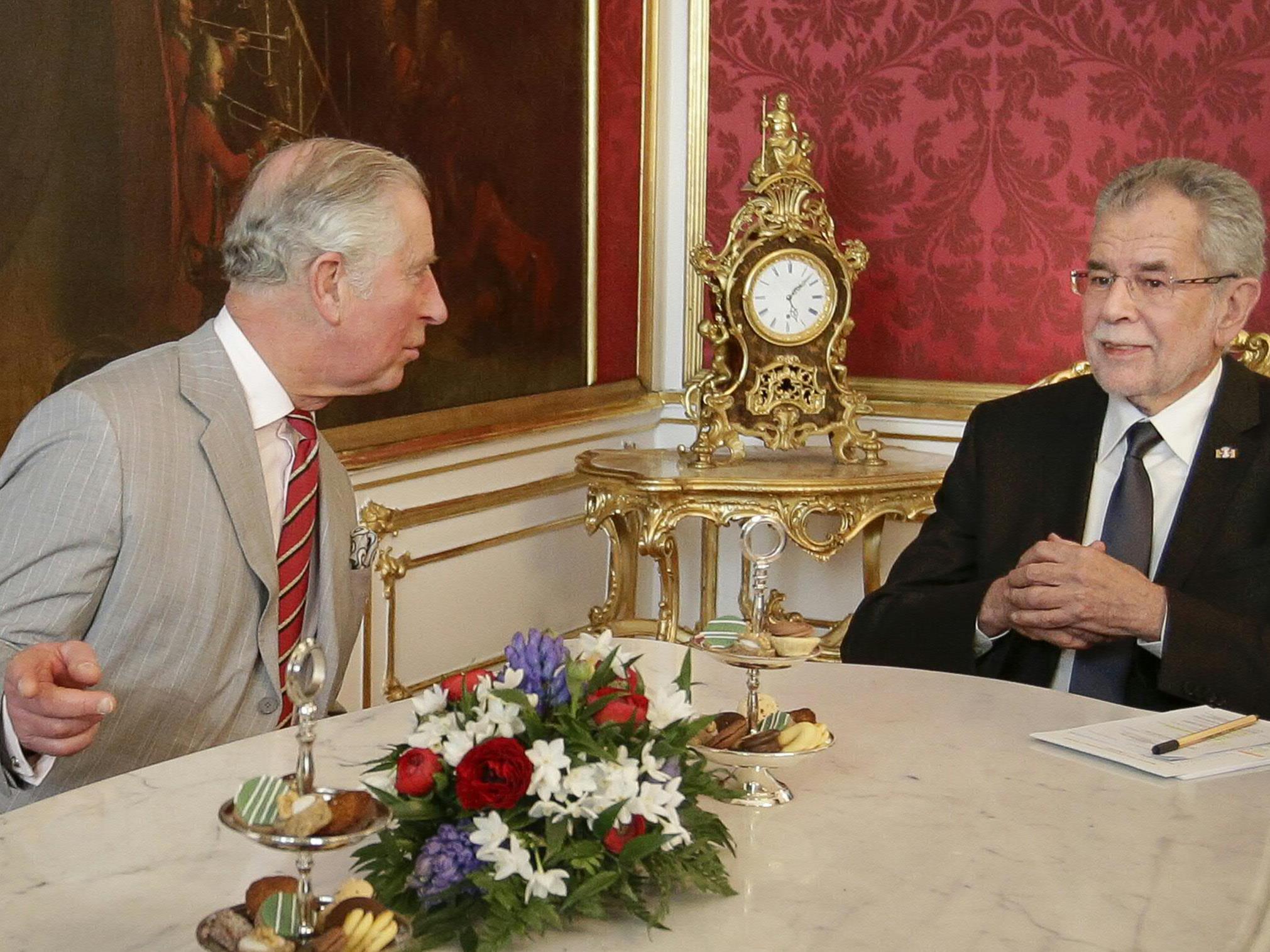 Mit einem touristischen Programm schließen der britische Thronfolger Prinz Charles und seine Frau Camilla heute ihren Österreich-Besuch ab.
