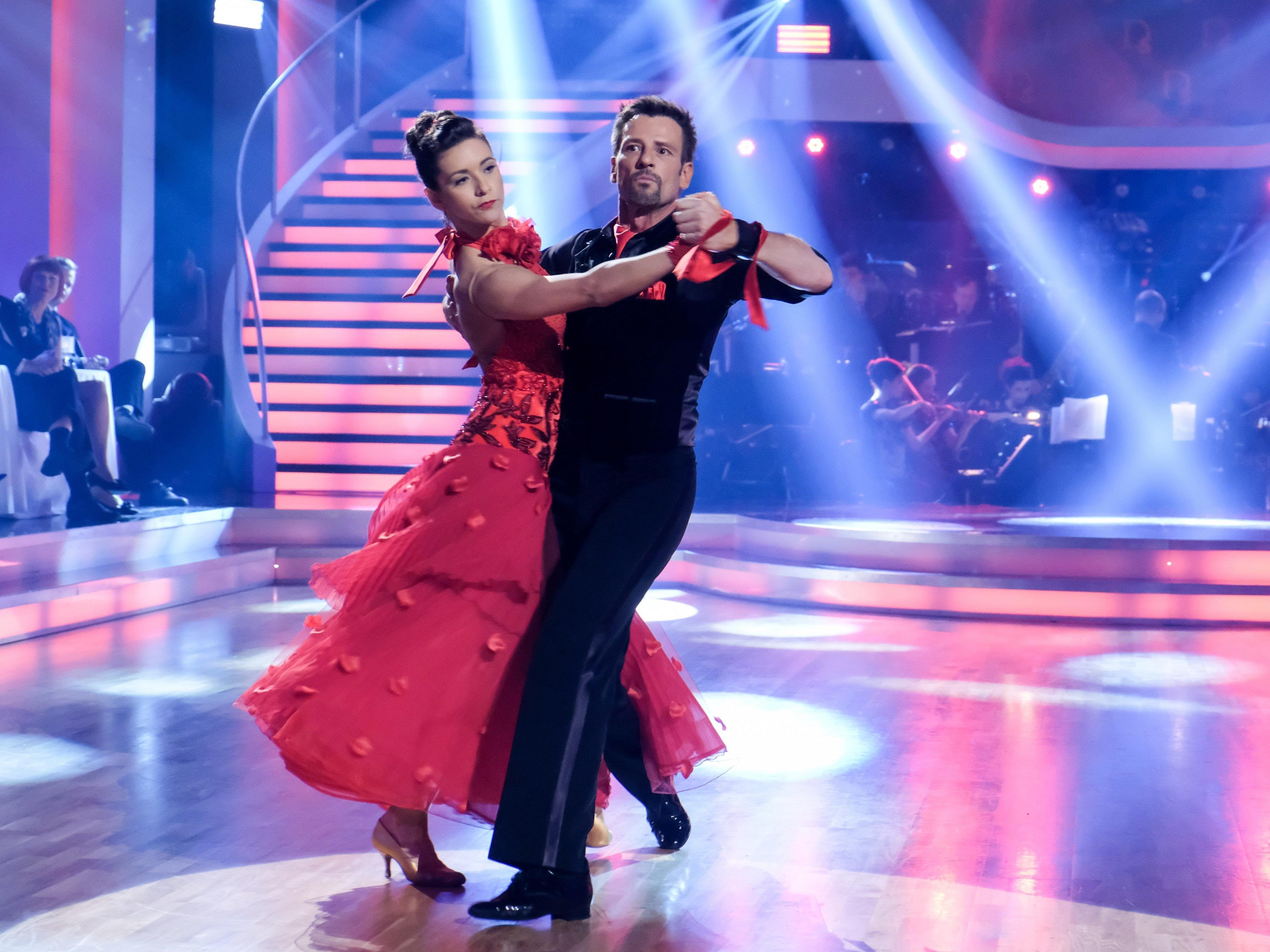 """""""Dancing Stars"""": Volker Piesczek und Alexandra Scheriau sind ausgeschieden"""