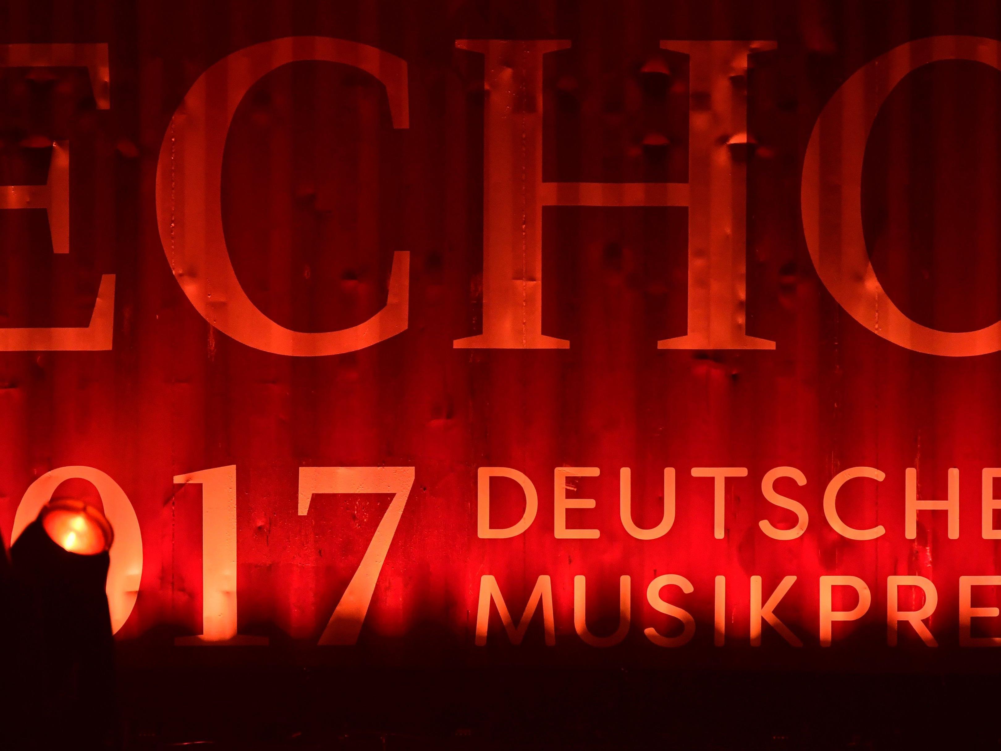 Der Deutsche Musikpreis wird erst am Freitagabend im TV ausgestrahlt.