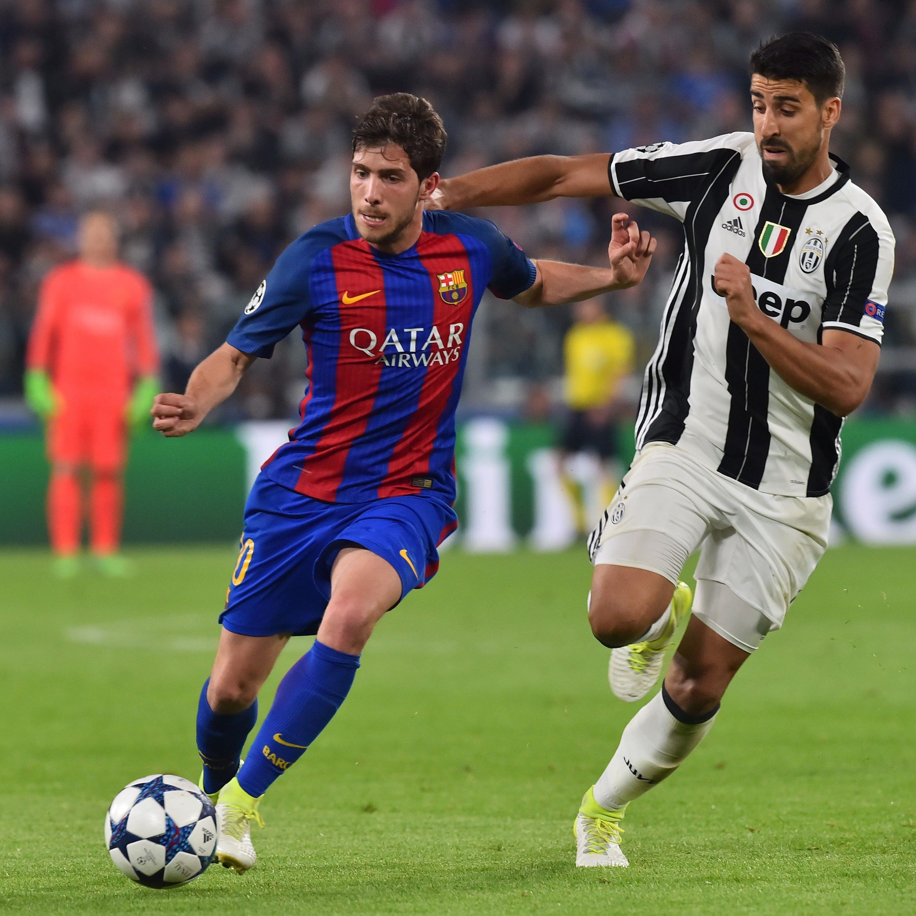 Der FC Barcelona hofft gegen Juventus Turin auf ein neuerliches Champions-League-Wunder.