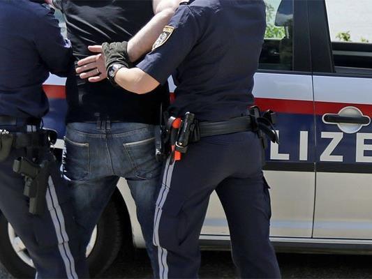 Der Polizei gelang es, den 34-Jährigen festzunehmen.