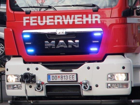 Der Brand konnte rasch unter Kontrolle gebracht werden.