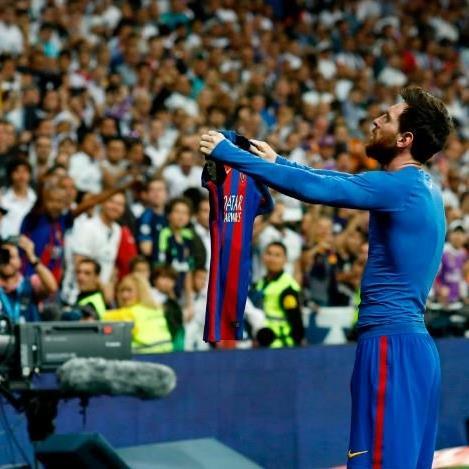 Lionel Messi: Die Stunde des Triumphs.