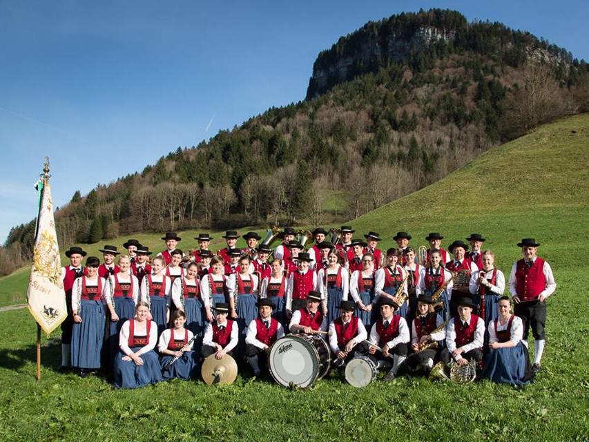 """Der MV """"Harmonie"""" Reuthe lädt zum Osterkonzert"""
