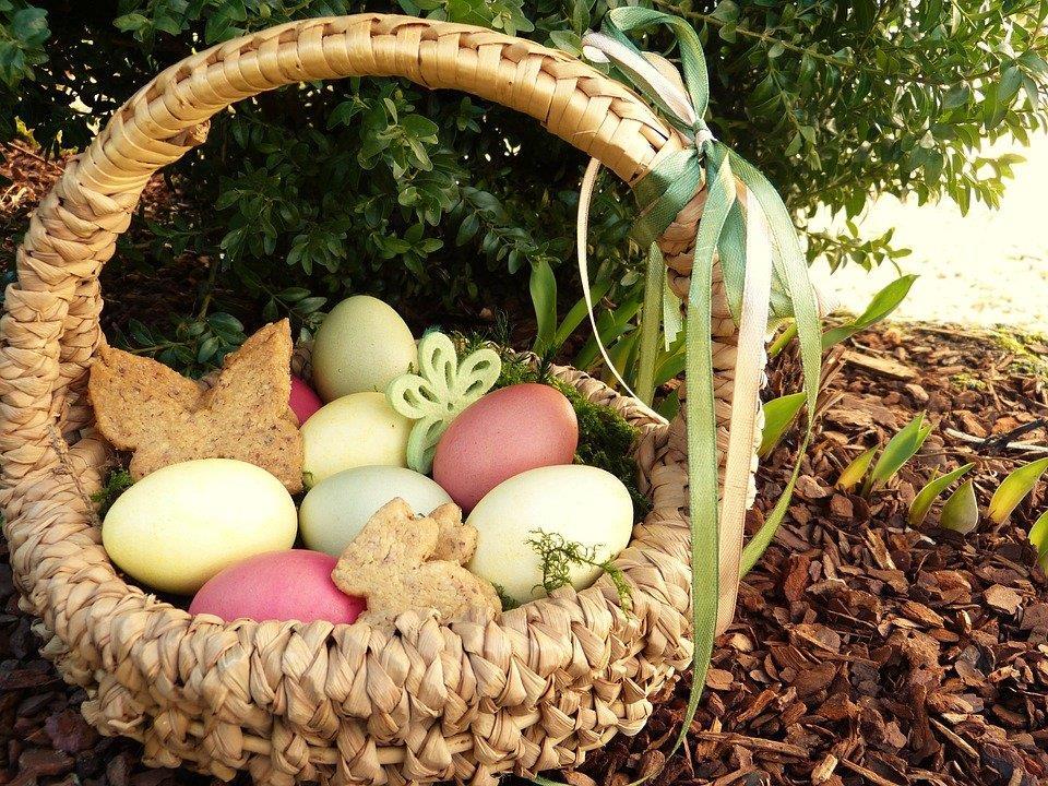Ostern - Ein Festschmaus beendet die Fastenzeit.
