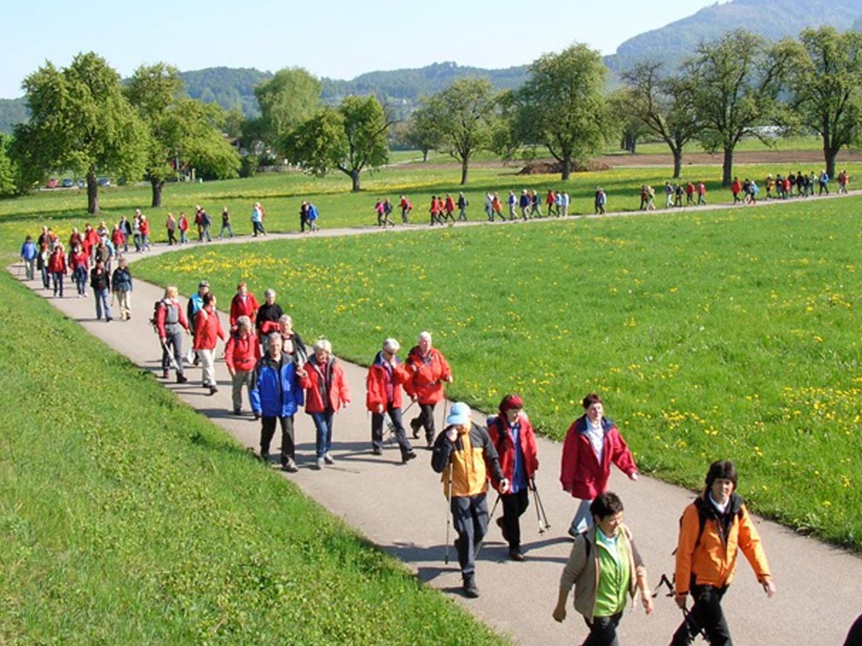 Am 1. Mai findet wieder die Pilgerwanderung von Hohenems nach Rankweil statt.