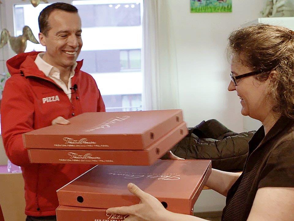 Pizza Trinkgeld
