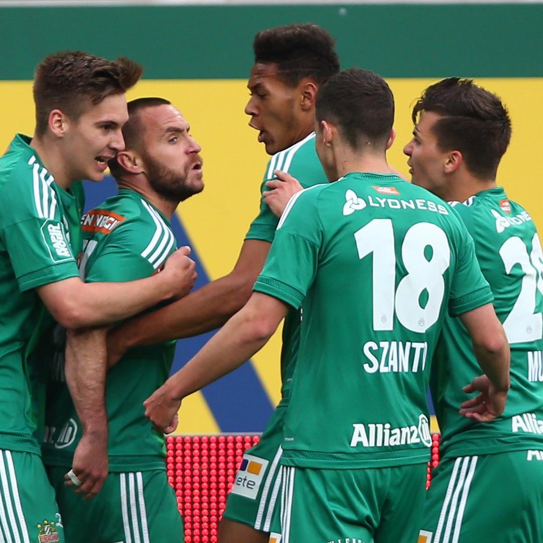 Rapid Wien empfängt im Cup-Halbfinale den LASK im Allianz-Stadion.