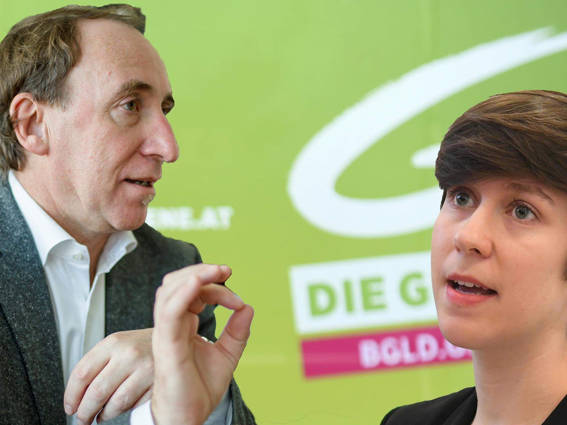 Johannes Rauch wird die jungen Grünen in Vorarlberg auch weiterhin unterstützen.