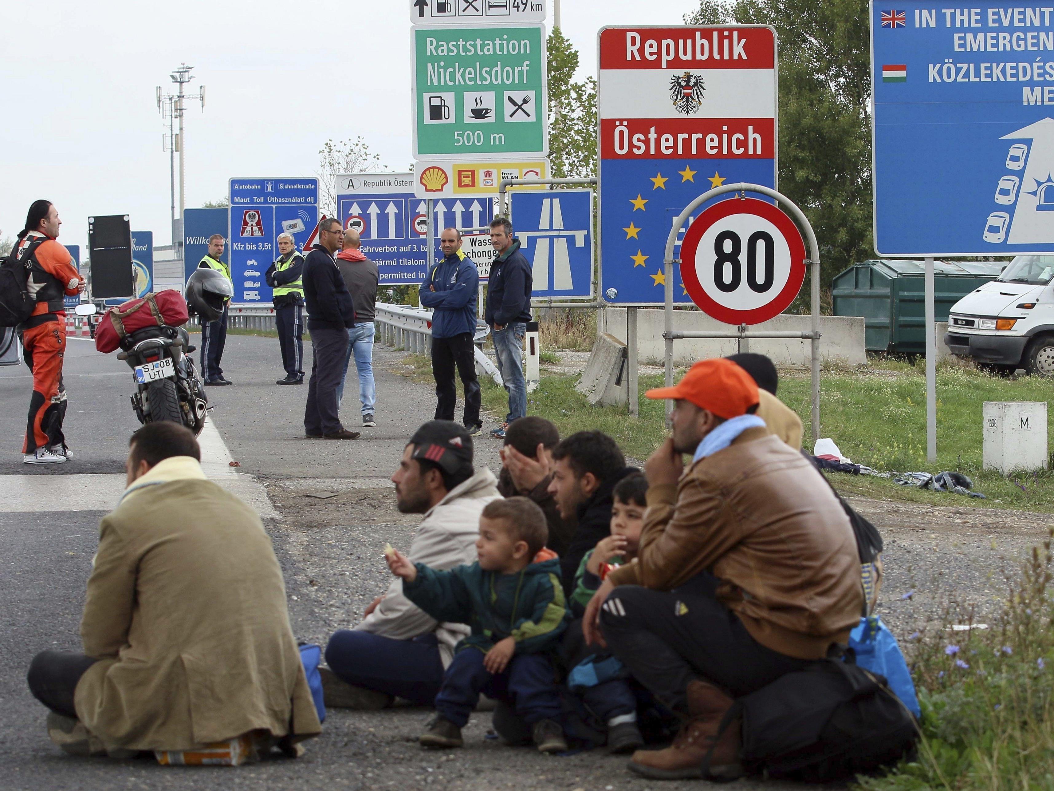 Österreich mit hoher Anerkennungsrate von 72 Prozent - Ungarn Schlusslicht mit acht Prozent.