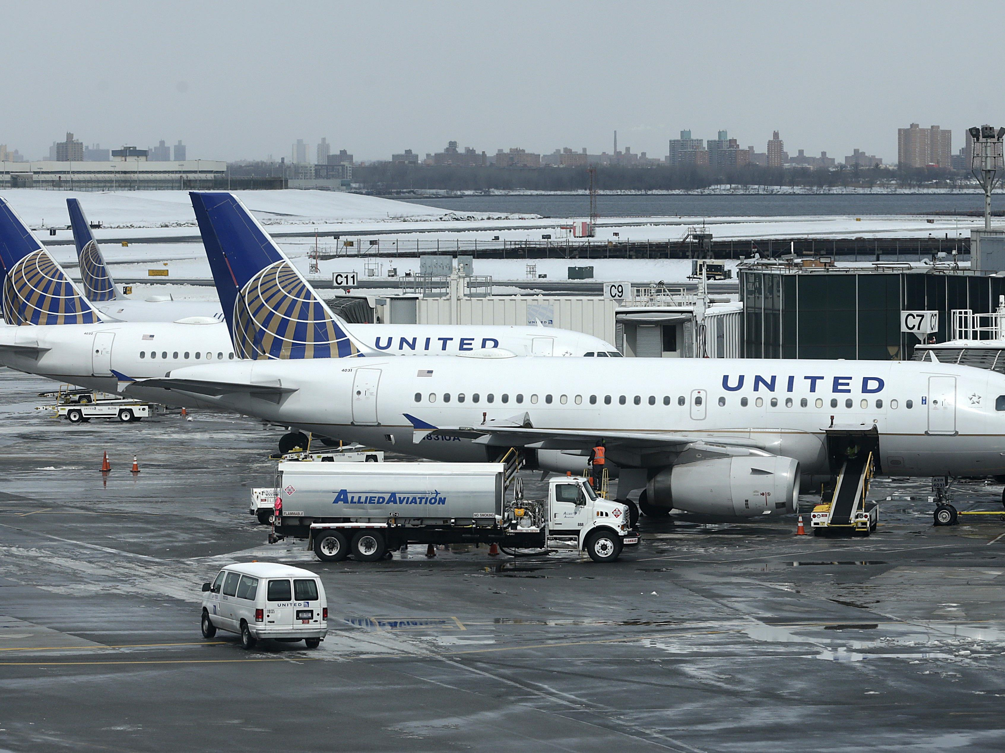 Erneuter Rauswurf bei United Airlines.