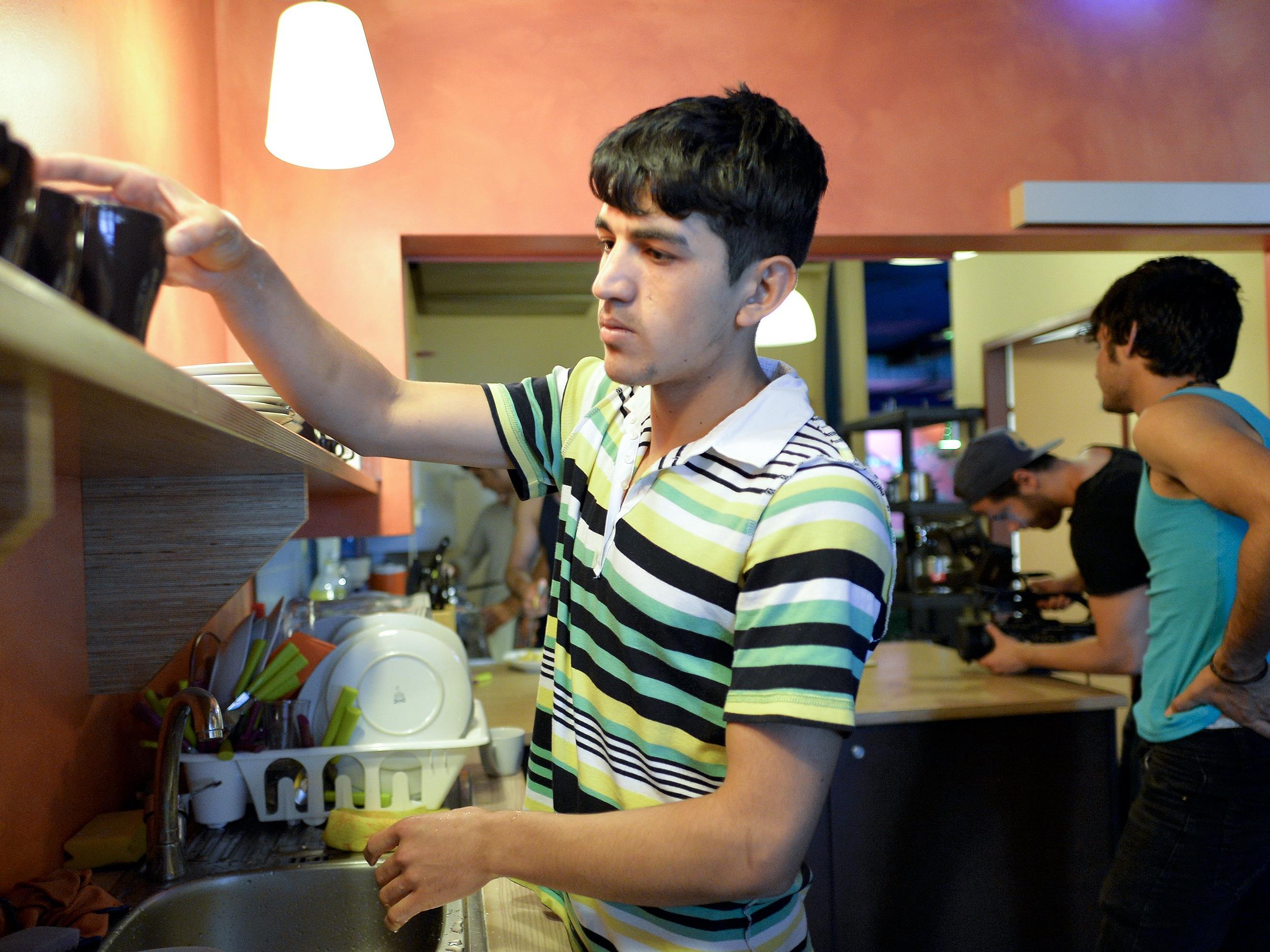 In Dornbirn sollen zukünftig junge Flüchtlinge in schwierigen Situationen zentral betreut werden.