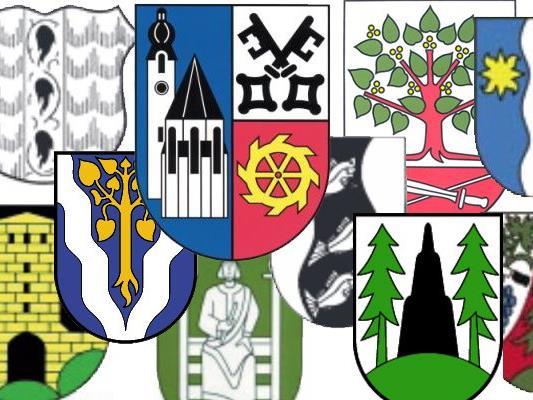 Wer kennt alle 96 Ländle Wappen?